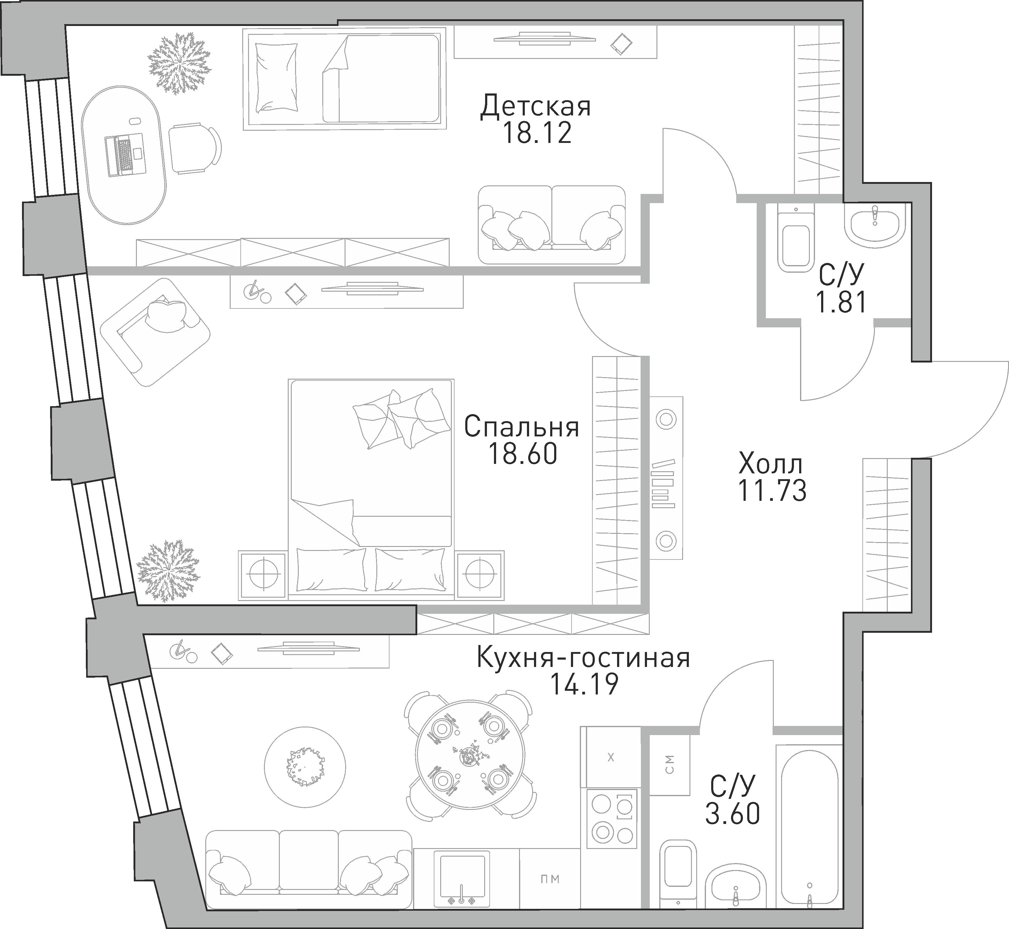 Изображение квартиры